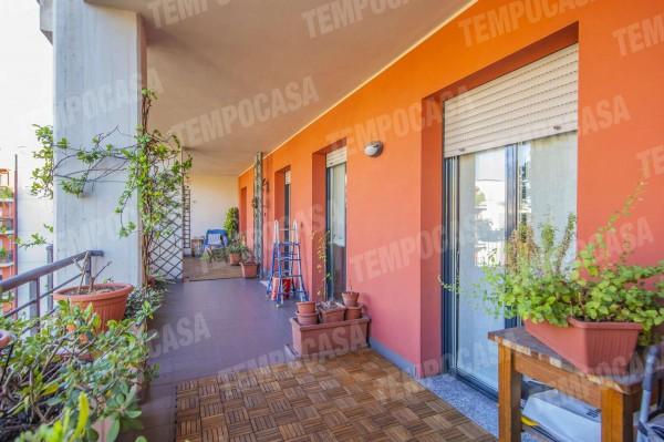 Appartamento in vendita a Milano, Affori Centro, Con giardino, 120 mq - Foto 23