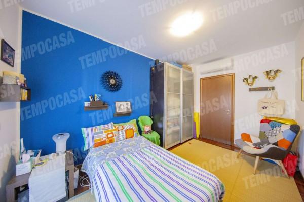 Appartamento in vendita a Milano, Affori Centro, Con giardino, 120 mq - Foto 13