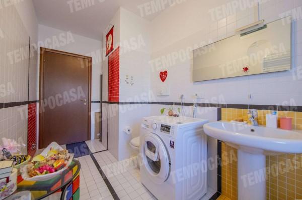 Appartamento in vendita a Milano, Affori Centro, Con giardino, 120 mq - Foto 11
