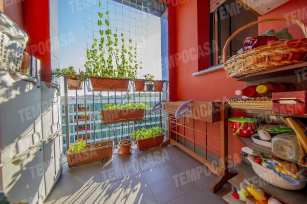 Appartamento in vendita a Milano, Affori Centro, Con giardino, 120 mq - Foto 15