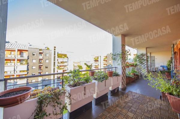 Appartamento in vendita a Milano, Affori Centro, Con giardino, 120 mq - Foto 6