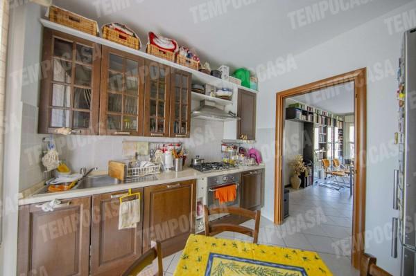 Appartamento in vendita a Milano, Affori Centro, Con giardino, 120 mq - Foto 16