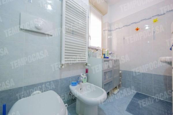 Appartamento in vendita a Milano, Affori Centro, Con giardino, 120 mq - Foto 8
