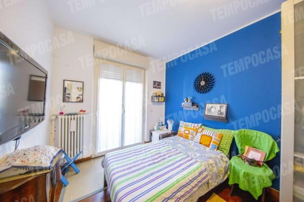 Appartamento in vendita a Milano, Affori Centro, Con giardino, 120 mq - Foto 14
