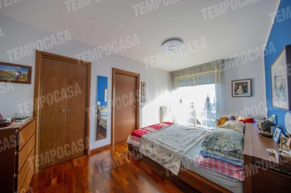 Appartamento in vendita a Milano, Affori Centro, Con giardino, 120 mq - Foto 9