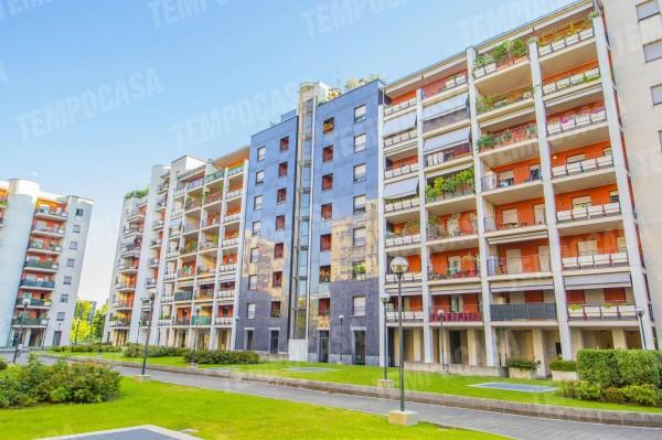 Appartamento in vendita a Milano, Affori Centro, Con giardino, 120 mq - Foto 5