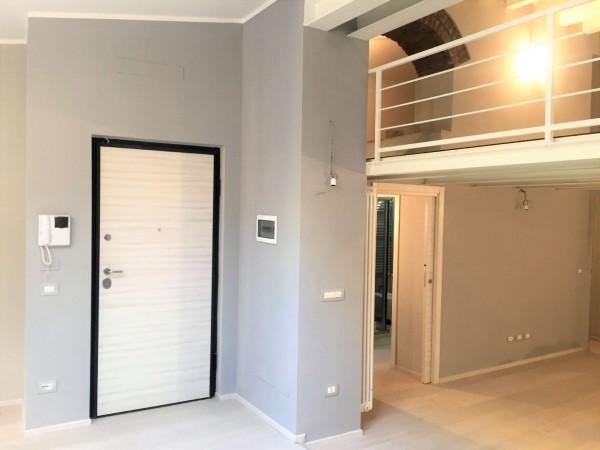 Appartamento in vendita a Milano, Con giardino, 110 mq - Foto 33