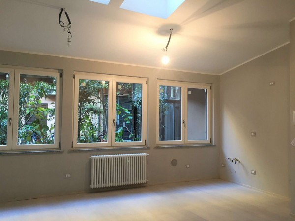 Appartamento in vendita a Milano, Con giardino, 110 mq - Foto 28