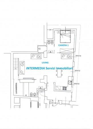 Appartamento in vendita a Milano, Con giardino, 110 mq - Foto 3