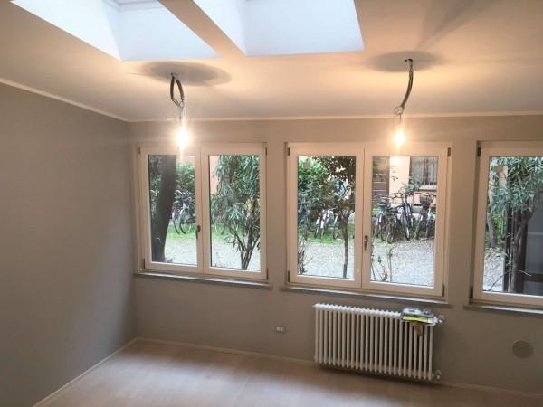 Appartamento in vendita a Milano, Con giardino, 110 mq - Foto 32