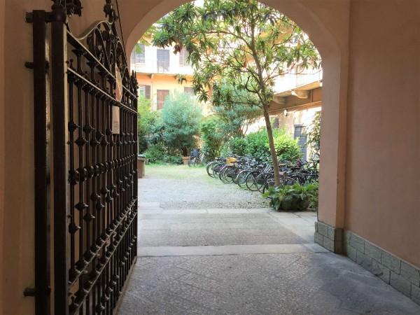 Appartamento in vendita a Milano, Con giardino, 110 mq - Foto 8