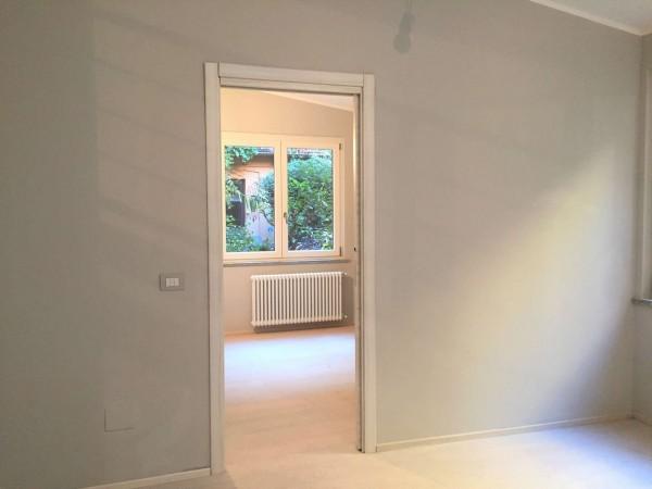 Appartamento in vendita a Milano, Con giardino, 110 mq - Foto 25