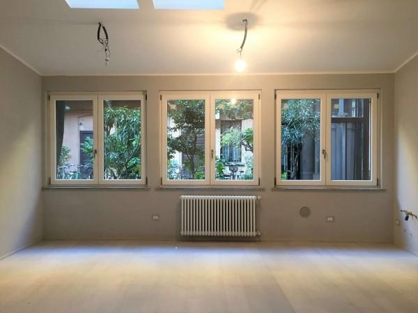 Appartamento in vendita a Milano, Con giardino, 110 mq - Foto 31