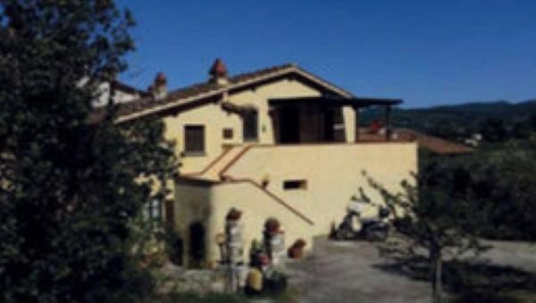 Casa indipendente in vendita a Bagno a Ripoli, Con giardino, 293 mq