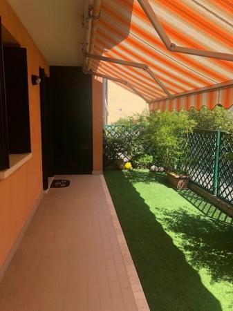 Appartamento in vendita a Quinto di Treviso, Periferica, Con giardino, 80 mq