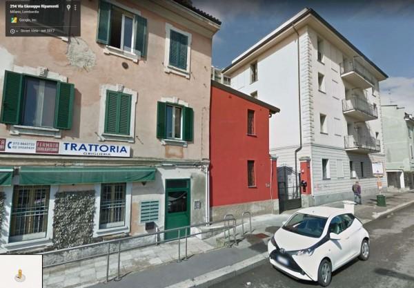 Appartamento in vendita a Milano, Via Ripamonti, 45 mq