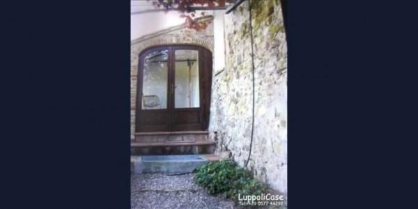 Villa in vendita a Chiusdino, Con giardino, 400 mq - Foto 5