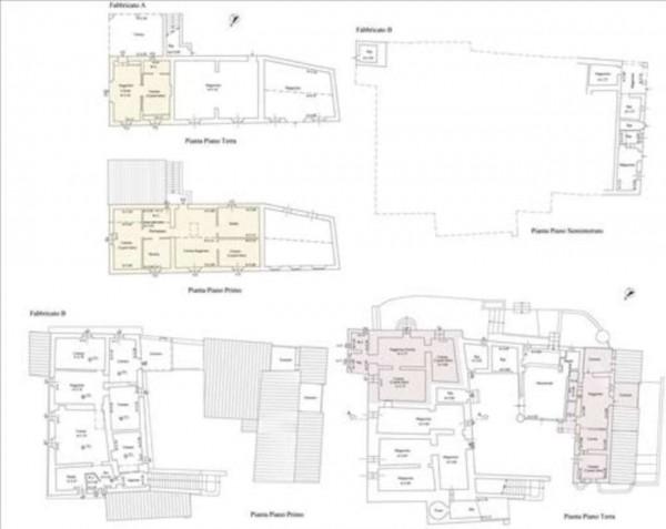 Villa in vendita a Chiusdino, Con giardino, 400 mq - Foto 11