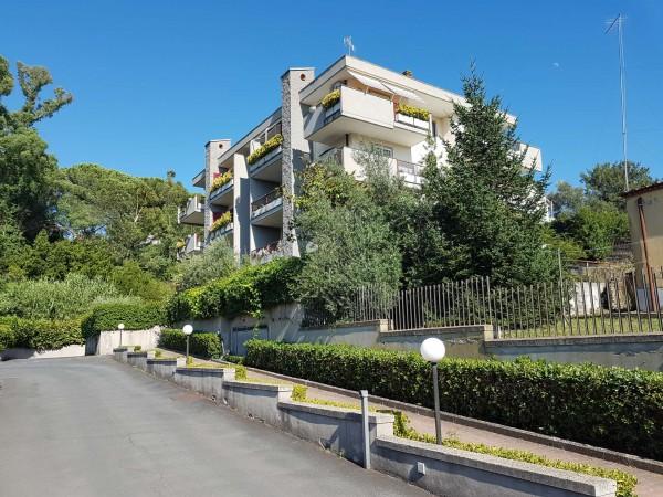 Appartamento in vendita a Roma, Casalotti, Con giardino, 110 mq