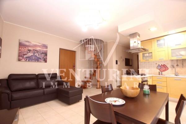 Appartamento in vendita a Fiano Romano, 105 mq