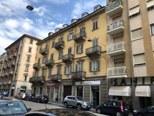 Appartamento in vendita a Torino, Cit Turin, Arredato, 30 mq