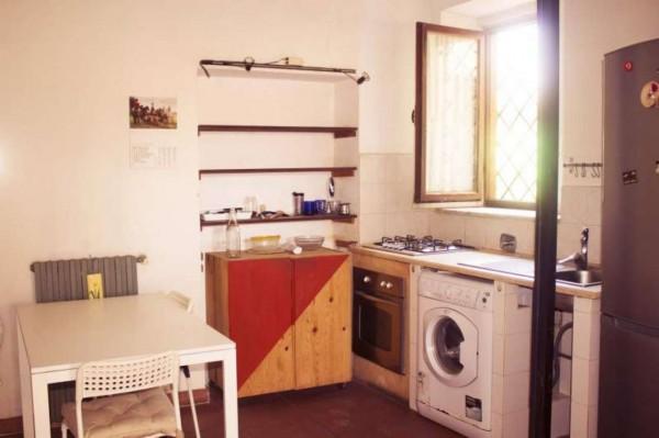 Appartamento in affitto a Roma, Torpignattara, Arredato, con giardino, 38 mq