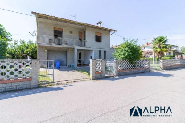 Casa indipendente in vendita a Bertinoro, Con giardino, 140 mq
