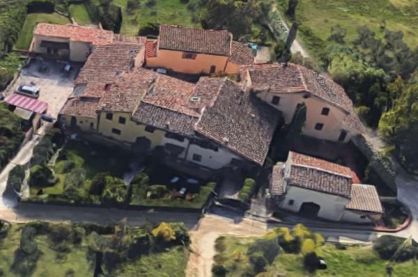 Casa indipendente in vendita a Bagno a Ripoli, Santa Chiara, Con giardino, 225 mq