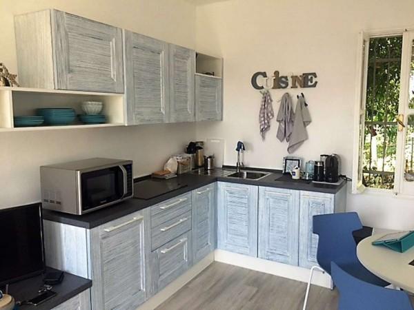 Appartamento in vendita a Rapallo, Funivia, Arredato, con giardino, 50 mq