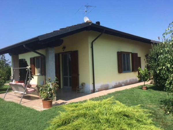 Villa in vendita a Alessandria, Con giardino, 120 mq