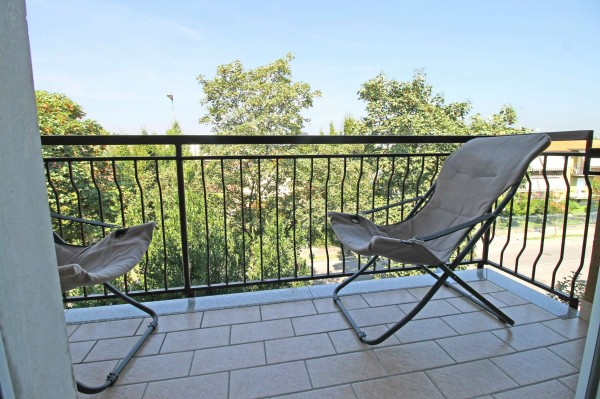 Appartamento in vendita a Cassano d'Adda, Naviglio - Atm, Con giardino, 118 mq