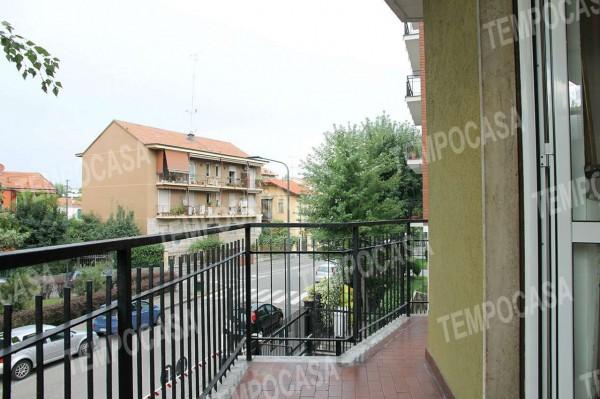 Appartamento in vendita a Milano, Affori Centro, Con giardino, 80 mq