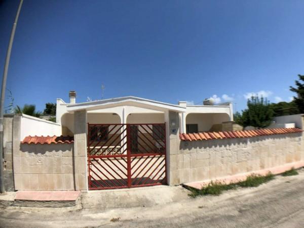 Villa in vendita a Lecce, Torre Chianca, Con giardino, 77 mq