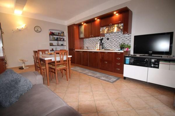 Appartamento in vendita a Caselette, Centro, 85 mq