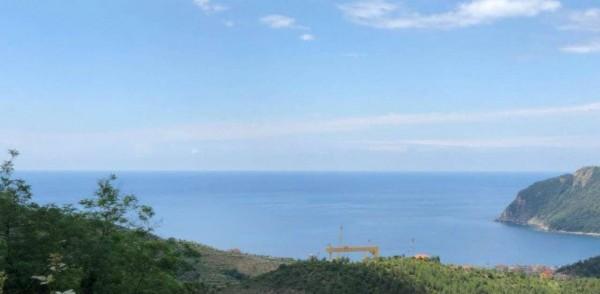 Villa in vendita a Sestri Levante, Trigoso, Con giardino, 450 mq