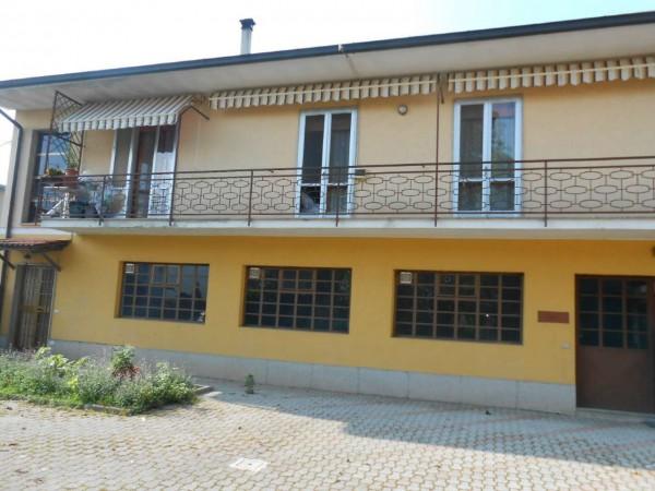 Casa indipendente in vendita a Sergnano, Residenziale, Con giardino, 200 mq