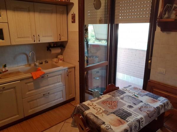 Appartamento in vendita a Roma, Casal Lumbroso, Arredato, con giardino, 115 mq - Foto 25