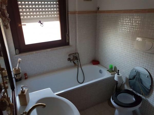 Appartamento in vendita a Roma, Casal Lumbroso, Arredato, con giardino, 115 mq - Foto 9