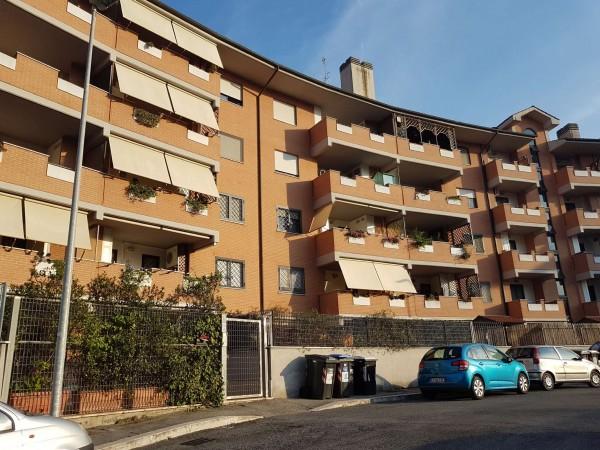 Appartamento in vendita a Roma, Casal Lumbroso, Arredato, con giardino, 115 mq