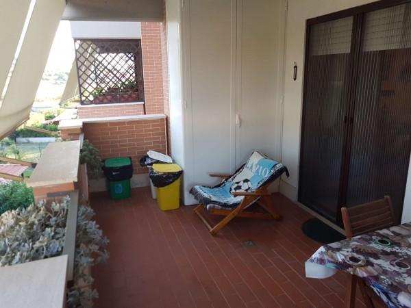 Appartamento in vendita a Roma, Casal Lumbroso, Arredato, con giardino, 115 mq - Foto 5