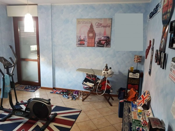 Appartamento in vendita a Roma, Casal Lumbroso, Arredato, con giardino, 115 mq - Foto 18