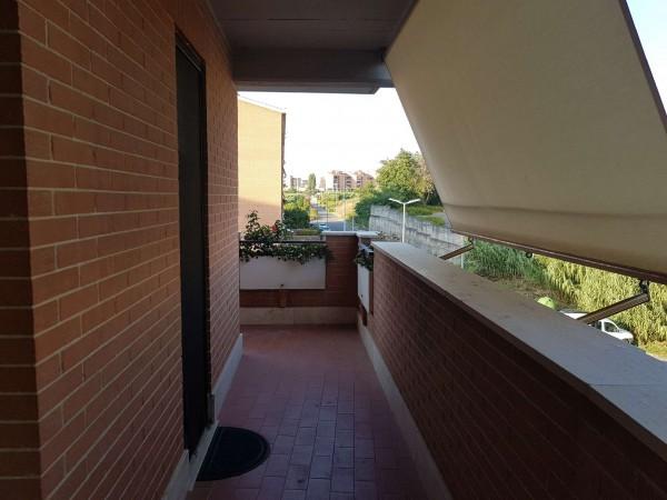 Appartamento in vendita a Roma, Casal Lumbroso, Arredato, con giardino, 115 mq - Foto 4