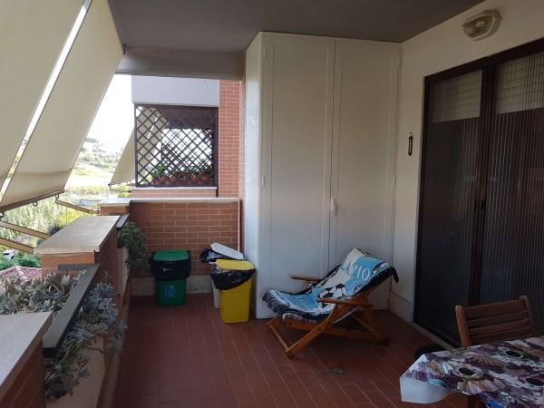 Appartamento in vendita a Roma, Casal Lumbroso, Arredato, con giardino, 115 mq - Foto 7