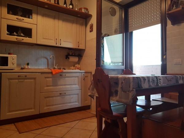 Appartamento in vendita a Roma, Casal Lumbroso, Arredato, con giardino, 115 mq - Foto 24