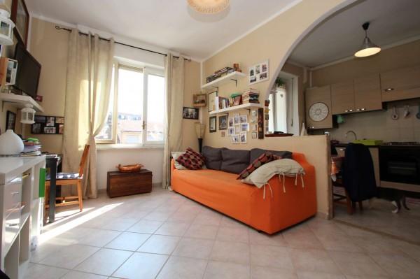 Appartamento in vendita a Torino, Rebaudengo, 70 mq