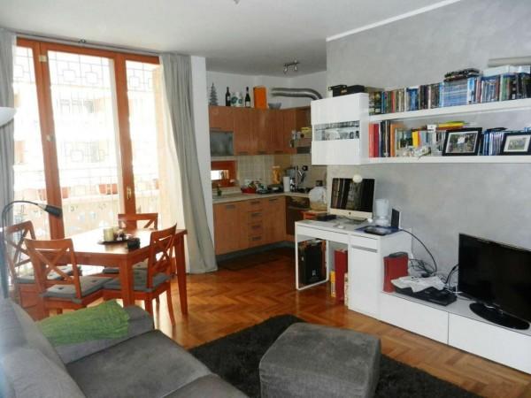 Appartamento in affitto a Roma, Papillo Val Cannuta, Arredato, con giardino, 55 mq