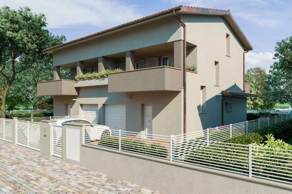 Casa indipendente in vendita a Campi Bisenzio, Palagetta, Con giardino, 85 mq
