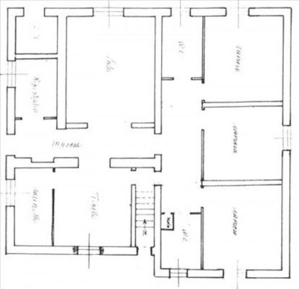 Villa in vendita a Monticiano, Con giardino, 330 mq - Foto 15