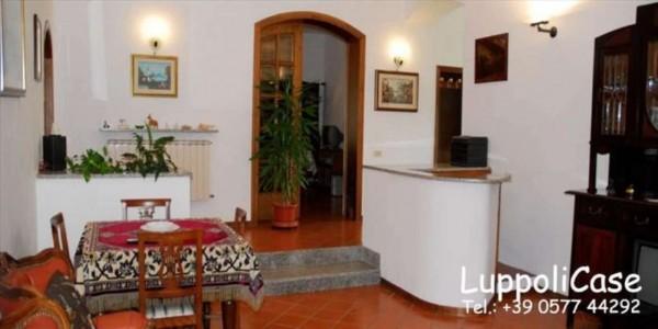 Villa in vendita a Monticiano, Con giardino, 330 mq - Foto 9