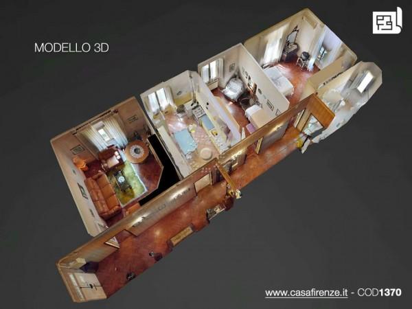 Appartamento in vendita a Firenze, 96 mq - Foto 3